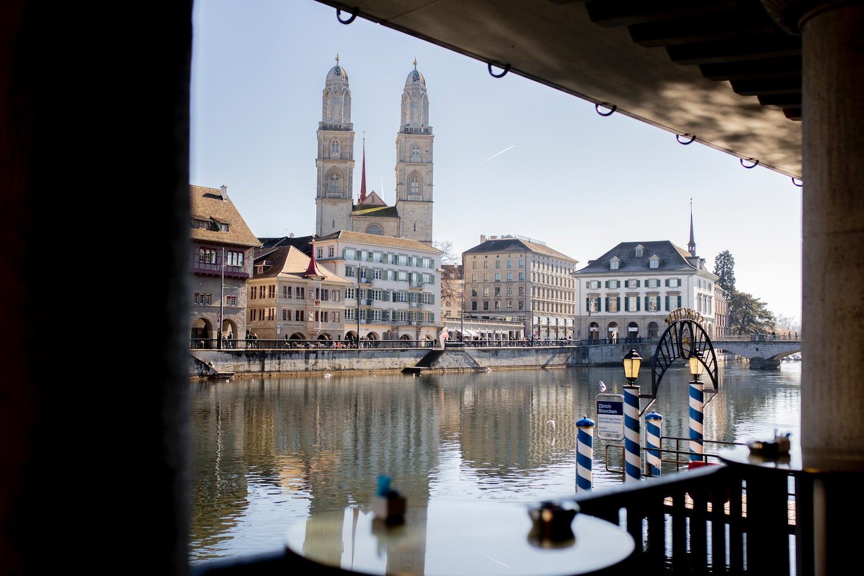 www.thegoldenbun.com |Zurich One Day City Trip - Städtetrip nach Zürich