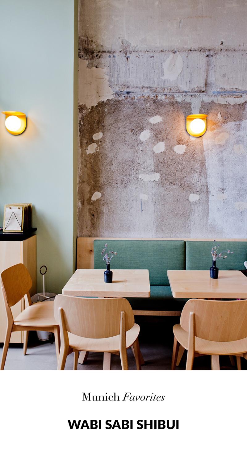 www.thegoldenbun.com | Wabi Sabi Shibui japanisches restaurant münchen