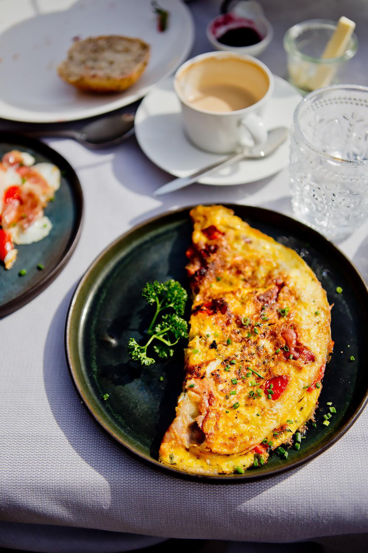www.thegoldenbun.com | Das Wanda Bed & Breakfast Südtirol Frühstücken Überretsch