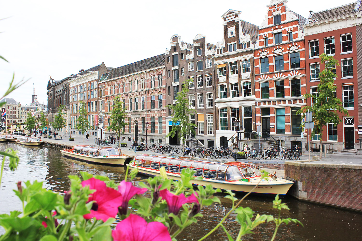 A new place to stay – reopening of the NH Collection Amsterdam Flower Market