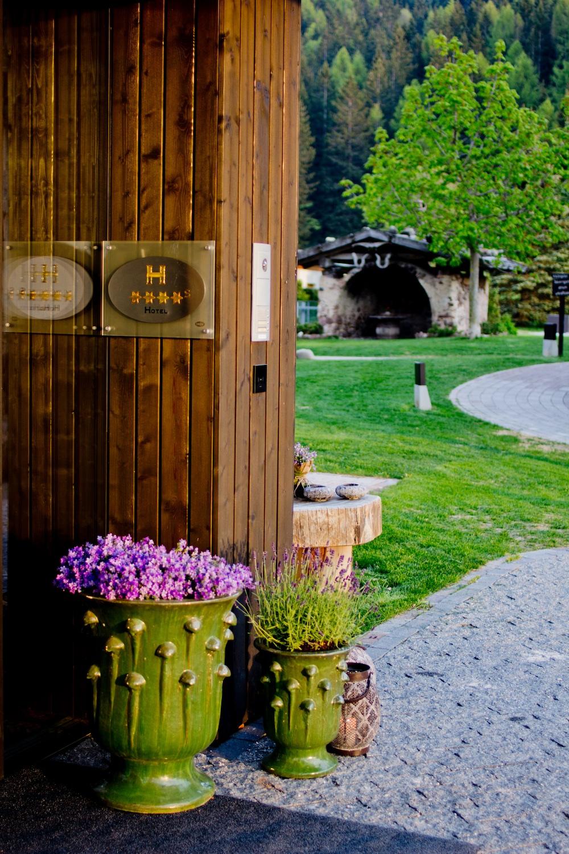 www.thegoldenbun.com | Vitalpina Hotel Pfösl in the Dolomites