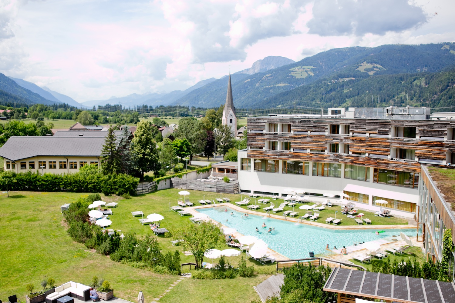 Active-holidays in CARINTHIA with Sportfabrik at FALKENSTEINER HOTEL & SPA CARINZIA, Austiria