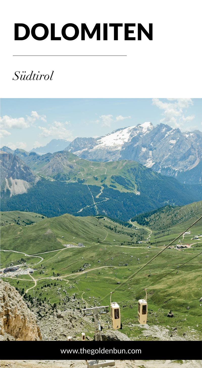 www.thegoldenbun.com | Flowery Dolomites Val Gardena Grödental Val Gardena Active Programm Dolomiten