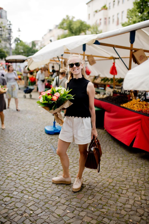www.thegoldenbun.com | Karl-August Wochenmarkt Berlin Strandbad Halensee