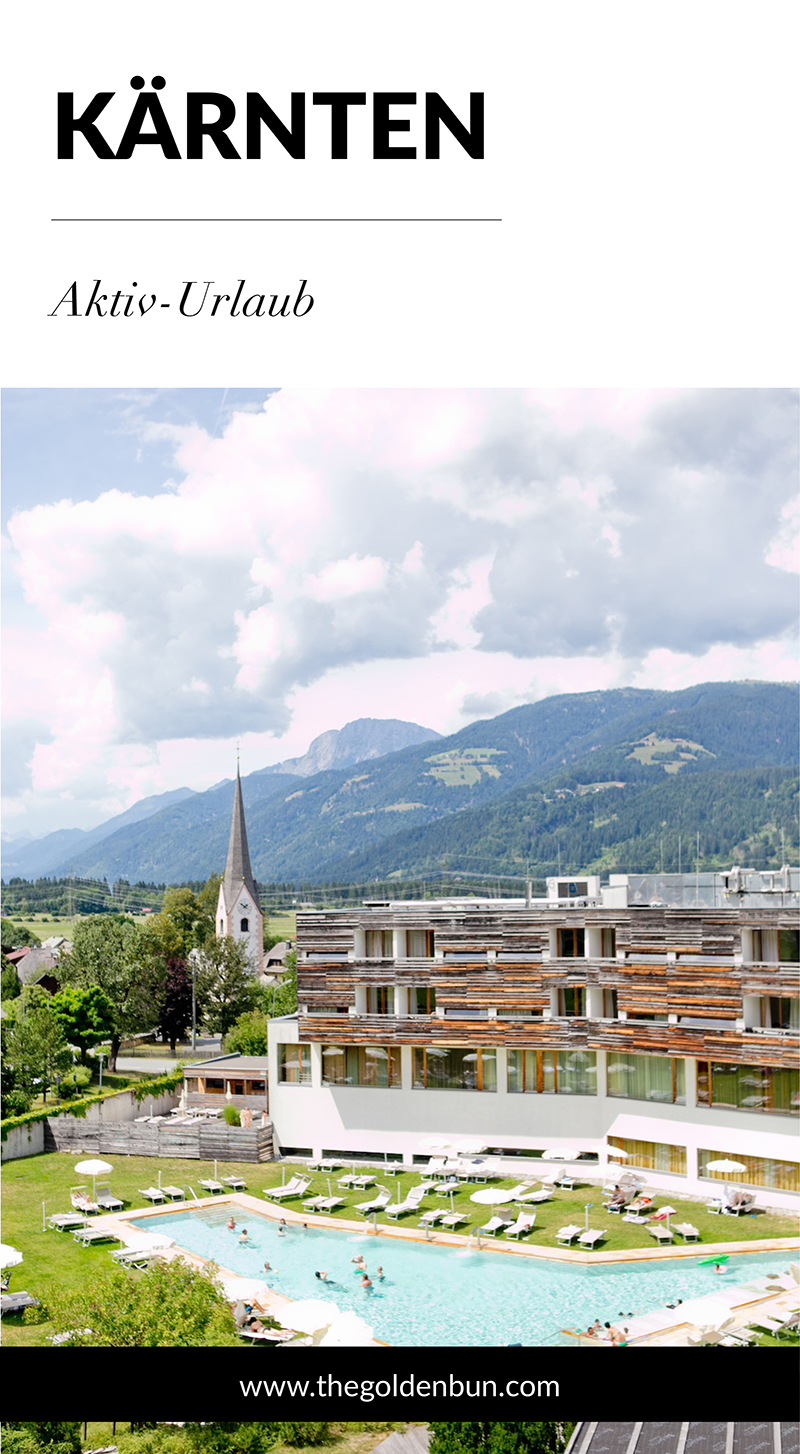 Aktiv-Urlaub in Kärnten |www.thegoldenbun.com | Hotel Empfehlung Kärnten Hotel & Spa Carinzia ans Nassfeld