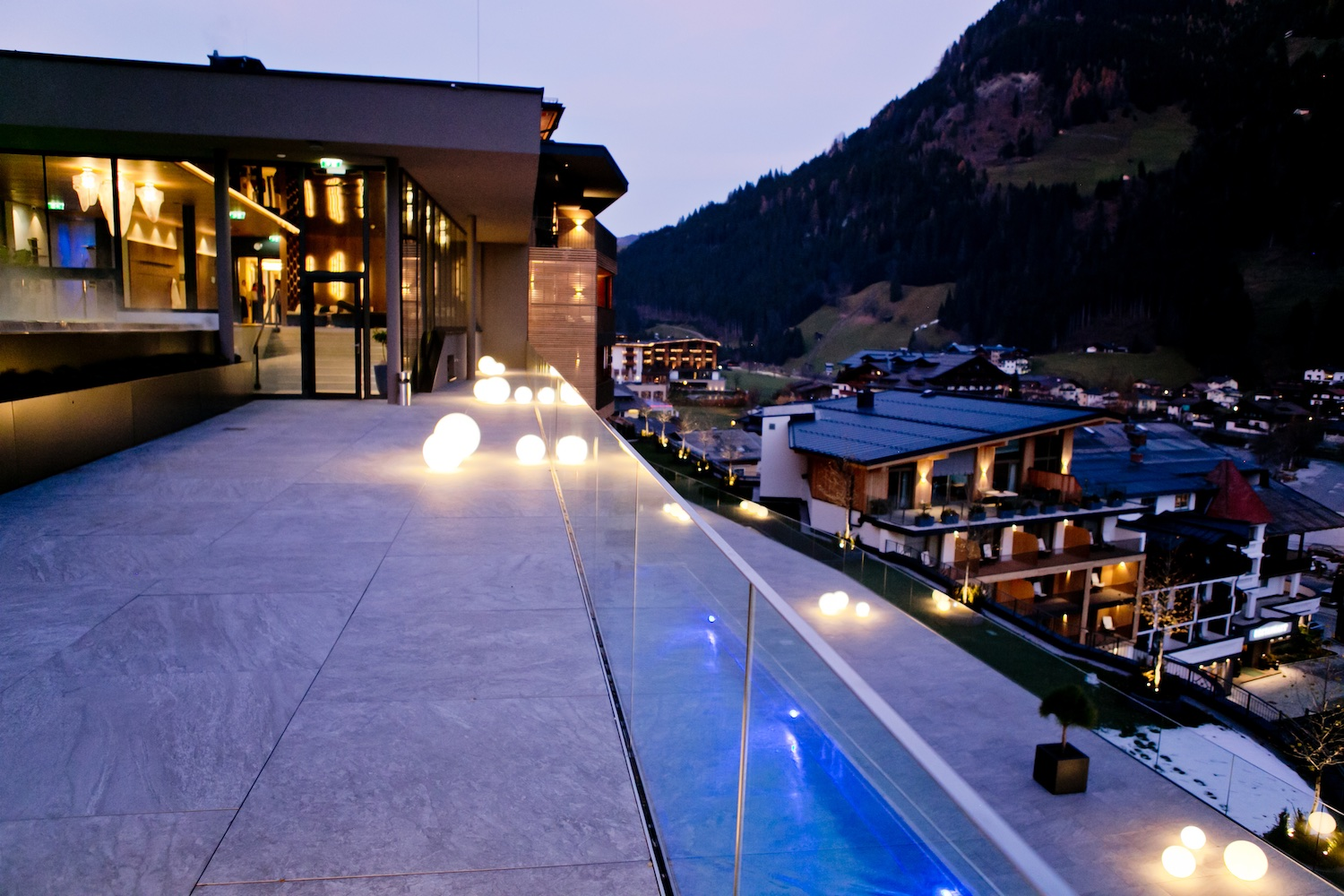 THE EDELWEISS Salzburg Mountain Resort Hotel recommendation Spa Hotel Austria Naturparks Hohe Tauern