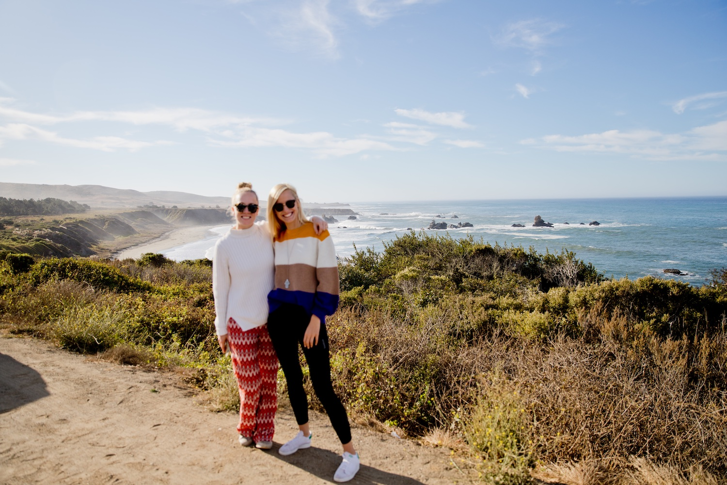 Highway 1 Route Roadtrip 17-Mile Drive Hearst Castle | http://chicchoolee.com