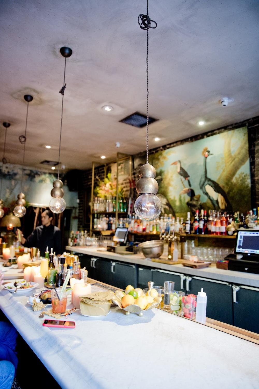 Bar Stella Los Angeles Restaurant Bar Guide First Time | www.thegoldenbun.com