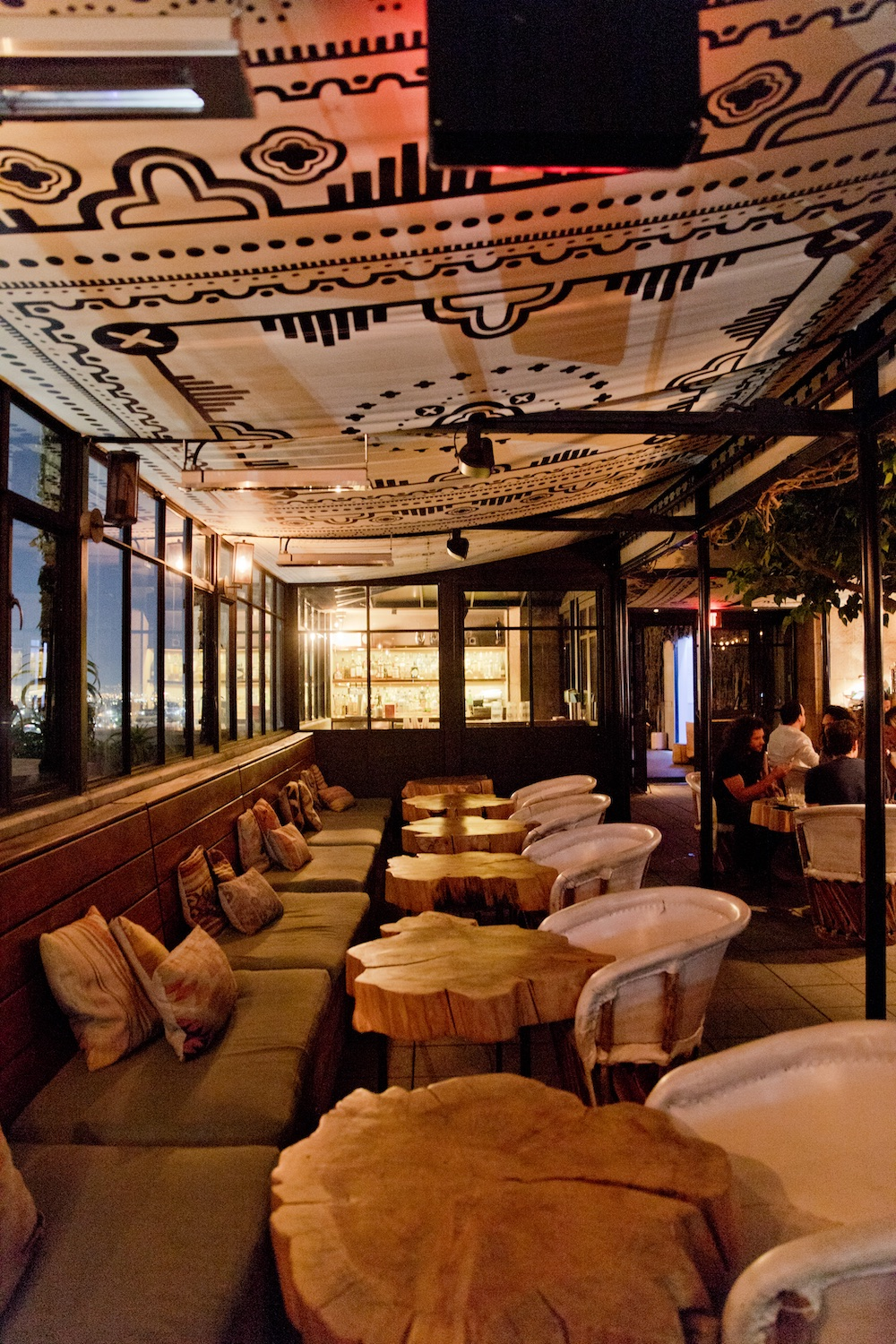 Ace Hotel Los Angeles Restaurant Bar Guide First Time | www.thegoldenbun.com