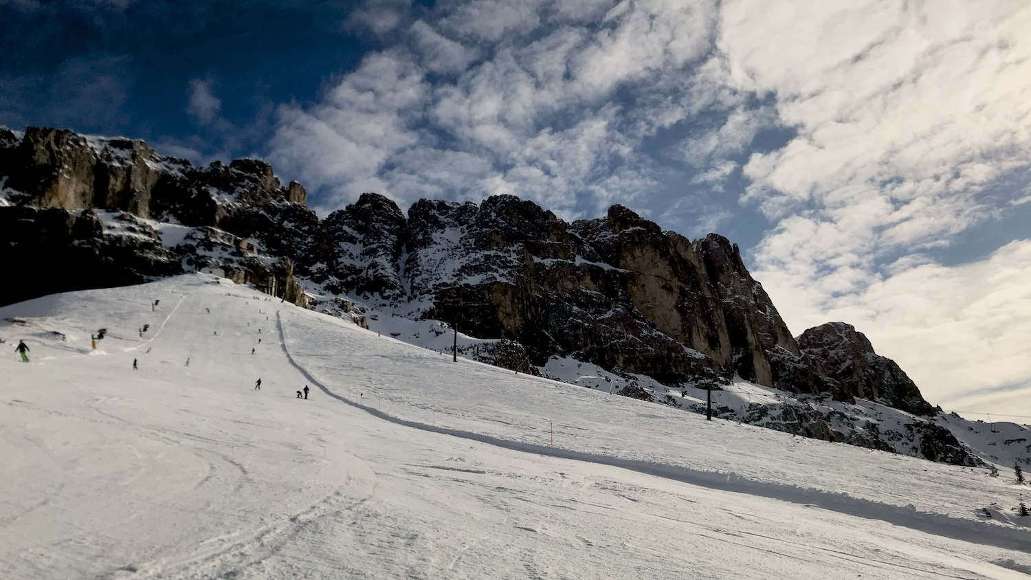 Skiing in South Tyrol Winter | www.thegoldenbun.com