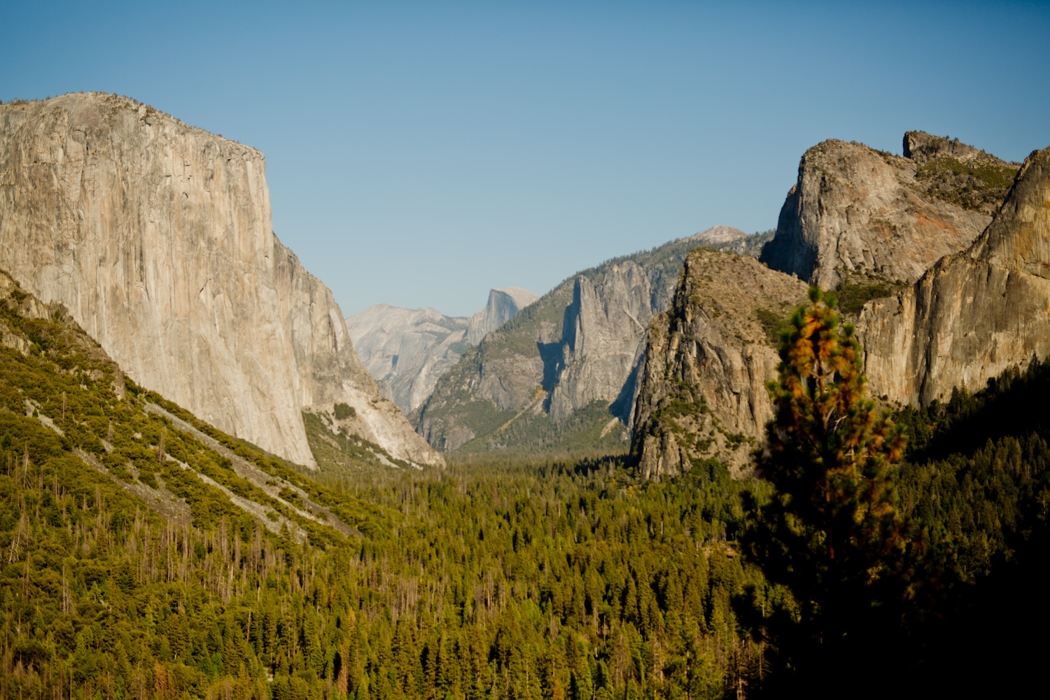 Yosemite Valley Hike Hike Tips Overnight Stay Curry Village Lodge | www.thegoldenbun.com