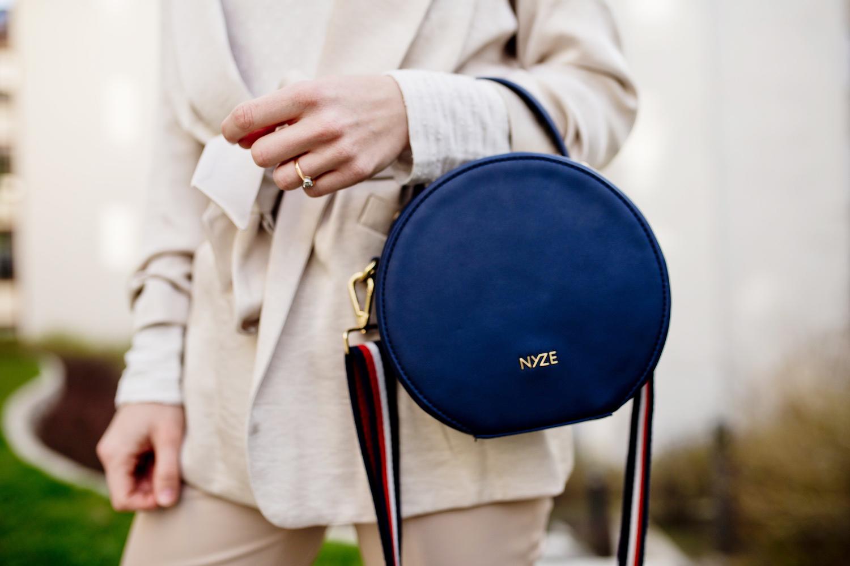 Nyze vegan bags vegan leather outfit Inspiration Berlin | www.thegoldenbun.com