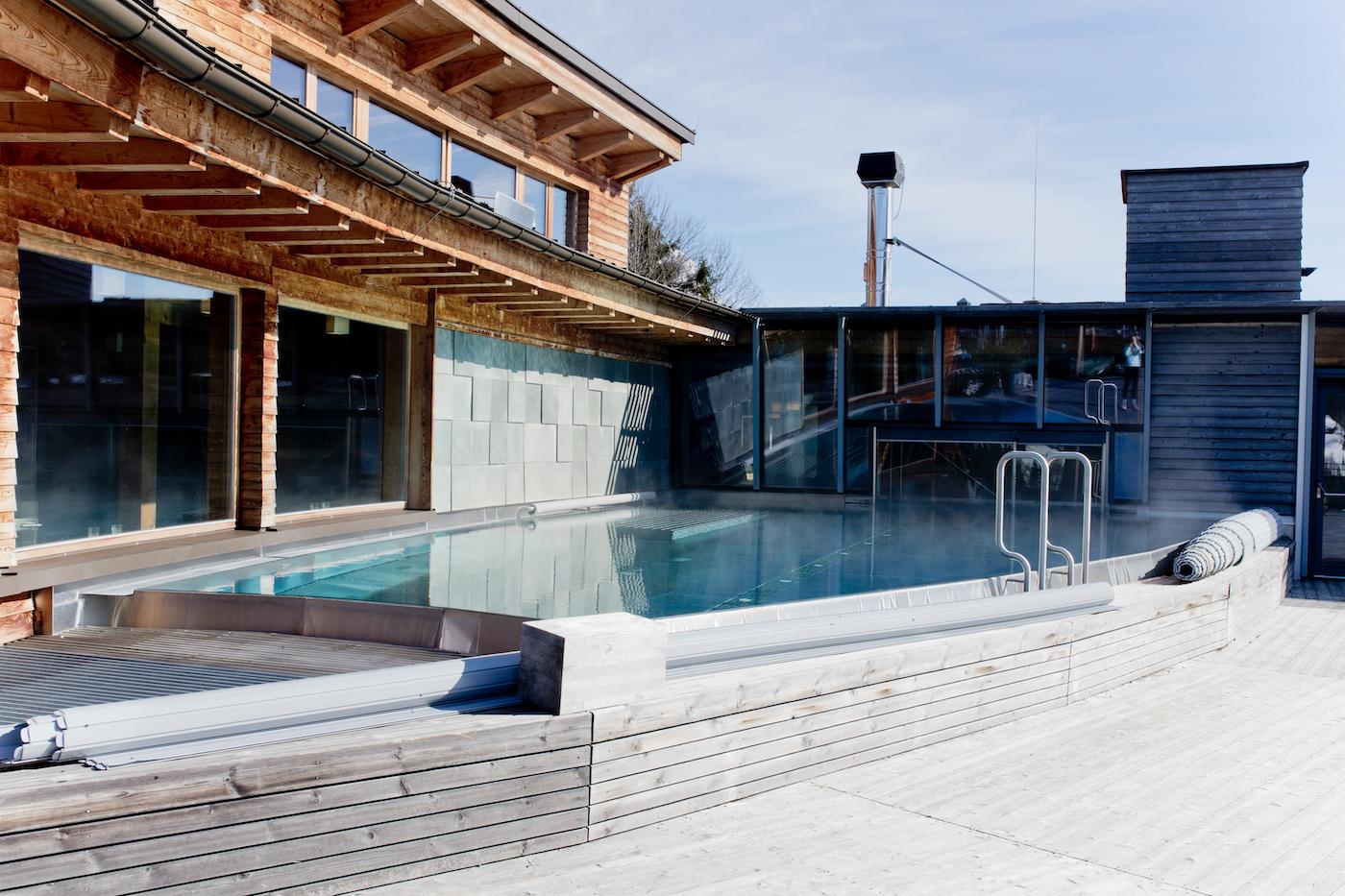 Forsthofalm Leogang Salzburger Land Vacation Austria Wellnesshotel Balance Yoga Hotel| www.thegoldenbun.com