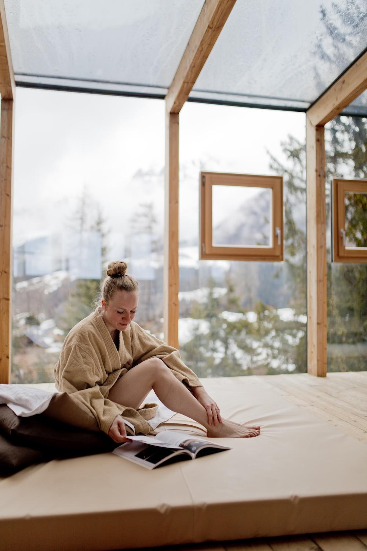 Forsthofalm Leogang Salzburger Land Urlaub Österreich Wellnesshotel Balance Yoga Hotel| www.thegoldenbun.com