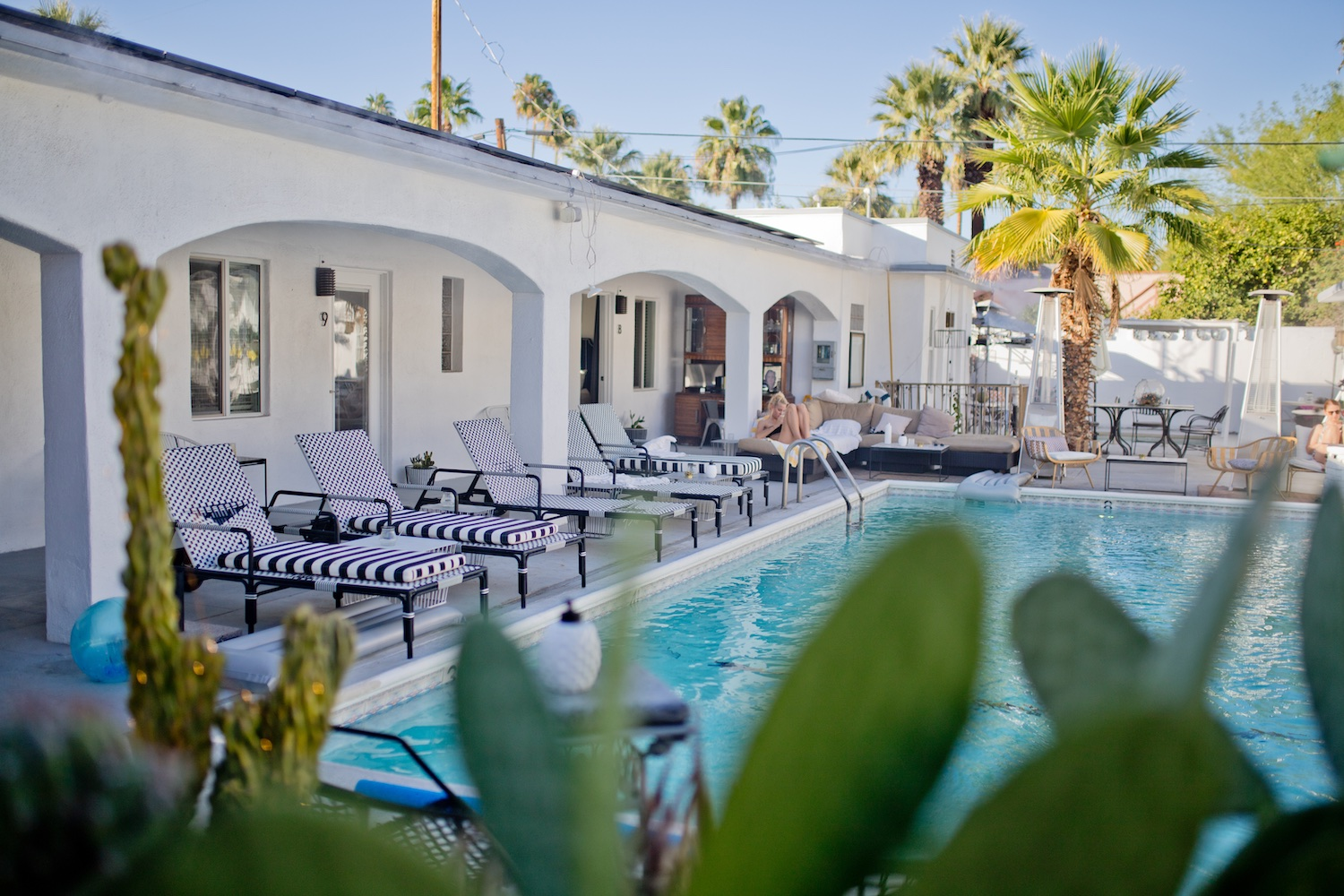 Palm Springs California Kalifornien 2 days itinerary where to stay art architecture | www.thegoldenbun.com