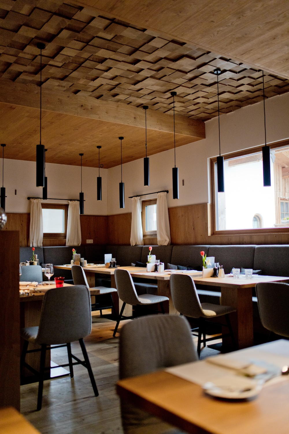 PURADIES Ski vacation Mountain Chalet 4s hotel Leogang | www.thegoldenbun.com
