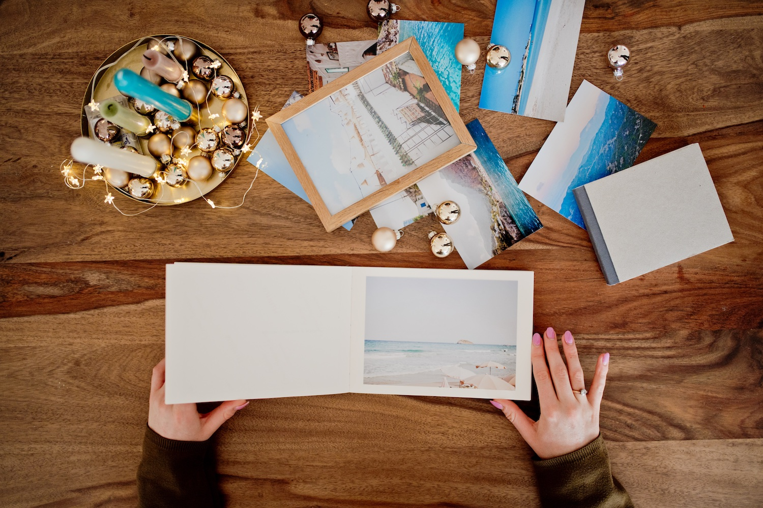 Gift ideas | Giving memories with photos – always a good idea!