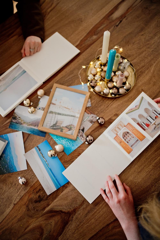 www.albelli.de Photo calendar photo book The Golden Bun