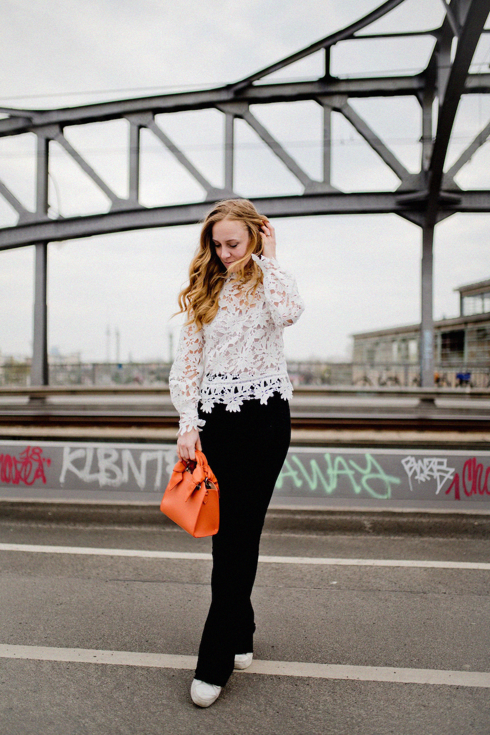 Flare Pants Style Inspiration Edited Blouse