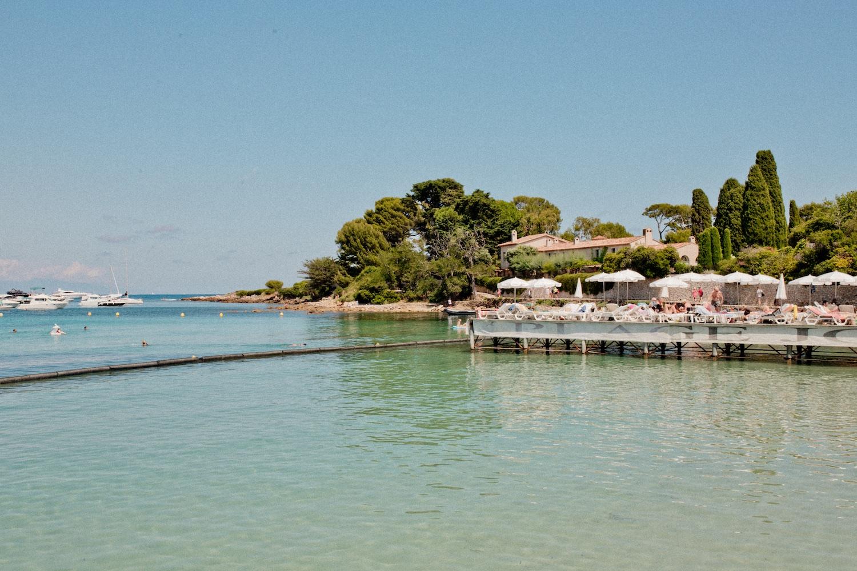 Cap d'Antibes Antibes La Guerie Summer cote d'azur